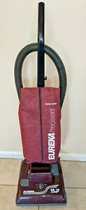 Eureka Precision Upright Vacuum Cleaner 9.2 Amp Powerful Model 7612