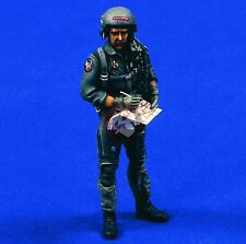 Verlinden 1/32 Modern US Fighter Pilot (for F-15, F-16, A-10, etc.) [Resin] 2173
