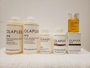 Olaplex NO3, NO4, NO5 , NO6 & NO7- Full SET, Sealed !!!