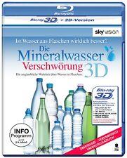 La agua mineral-conspiración (Sky Vision) [3d Blu-ray + 2d [Blu-ray/nuevo/en el embalaje original]