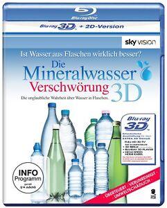 Die Mineralwasser-Verschwörung (SKY VISION) [3D Blu-ray + 2D  [Blu-ray/NEU/OVP]