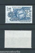 VARIÉTÉ - 1982 MAURY 2209a - gomme tropicale mate - NEUF** LUXE - 003