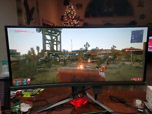 """ASUS ROG Strix PG348Q 34"""" WQHD G-Sync Monitor"""