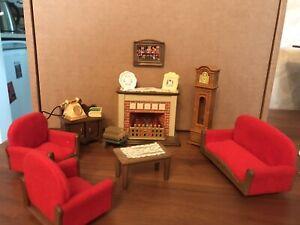 Sylvanian Families - Luxury Living Room Set
