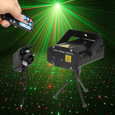 Music Active Rotating LED Lights Laser Stage Effect Lighting Club Disco DJ Party