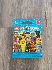 LEGO MINI FIGURES SERIES 17 BRAND NEW IN PACKAGING AGE 5+