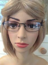 LOVELY SWAROVSKI PRESCRIPTION GLASSES FRAMES USED GOOD CONDITION