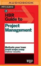 HBR Guide to Project Management (MP3)