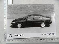 Foto Fotografie photo photograph LEXUS GS 300 Nr. 7 SR220