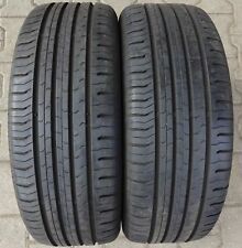 2 Neumáticos de verano Continental ContiEcocontact 5 205/55 R16 91v ra1282