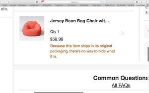 Sofa Sacks  AMZBB-5SK-CS03 Bean Bag