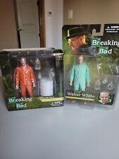 Mezco Walter White Breaking Bad Figures, Lot Of 2
