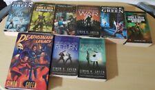 The Complete Deathstalker Saga - All 9 Books - Simon R Green