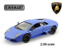 Kinsmart  Lamborghini Murcielago LP640 1:36  scale - matte finish  # KT 5317 BL