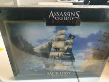 Maquette 3D JACKDAW Assassin's Creed IV Black Flag 1:100 Neuf sous cellophane