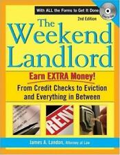 The Weekend ...: The Weekend Landlord : From Credit Checks to Eviction and Every