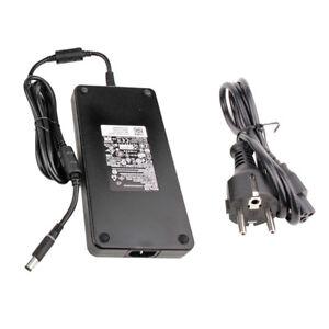 Dell 240W Netzteil 19.5V 12.3A mit Stromkabel für Alienware M14X M15X M17X