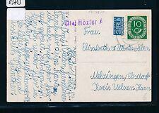 03753) OWL, Landpost L1 (21a) Höxter A, Karte 1952
