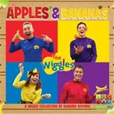 WIGGLES APPLES AND BANANAS CD NEW