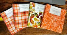Create It Fall Fabric Quilting Cotton - 4 yards total - Pumpkin Leaf