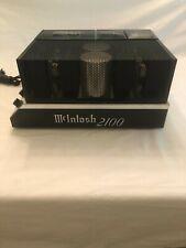 McIntosh MC2100 amplifier
