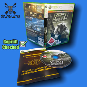 Fallout 3 - Game Add-On Pack - Xbox 360 - Tested - USK18 Very Good