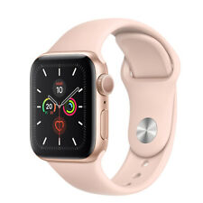 Apple Watch Series 5 32GB  40mm pink sand sport band Garanzia EU NUOVO