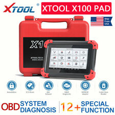 Auto Obd2 Programmer Xtool X100 Pad Odo Meter Correction Diagnostic Scanner