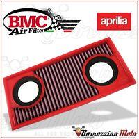 FILTRO DE AIRE DEPORTIVO LAVABLE BMC FM617/20 APRILIA SHIVER 750 2008 2009 2010