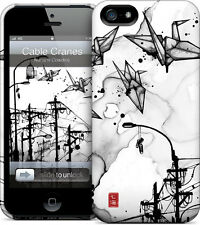 Hard Case GelaSkin- Cable Crane for iphone 5