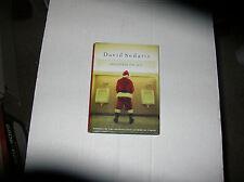 Holidays on Ice by David Sedaris (1997, Hardcover) SIGNED RARE 1st/1st