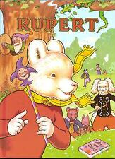RUPERT THE BEAR ANNUAL 1993 NO . 58 BOOK KIDS