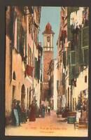 NICE (06) VANNIER , Rue de la VIEILLE-VILLE en 1924