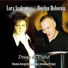 Lora Szafran, Bogdan Holownia - Droga do Ciebie (CD) Wasowski / Przybora NEW