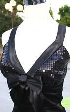 ZUM ZUM BLack Homecoming Party Dance Dress 7 - $100 NWT
