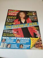 Vintage WOMAN'S WORLD MAGAZINE NOVEMBER 28, 1989 No label Complete