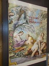 TESORI DEL PIEMONTE.ANTONETTO/BERSANI/CARESIO/PERERA.EDITURIST 1985 COP.RIGIDA!!