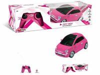 Coche R/C 1:24 Fiat 500 63554 8001011635542 Mondo S. P. A. Juguete, Juguetes Ba