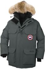 New MENS CANADA GOOSE EXPEDITION GRAPHITE XXL (FITS LIKE 3XL-4XL) Authentic 100%