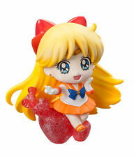 Sailor Moon Sailor Venus Petit Chara Land Candy Ver. Trading Figure NEW
