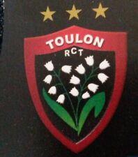100 SACHETS jetons rugby pieces joueurs rct toulon toss officiel . Collection