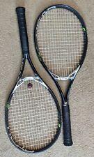 Pair (2) Head MXG 3 Tennis racquets