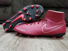 Nike Phantom Vision Df Fg Mg Mens Soccer Cleats Red Aj6959-606 Size 11.5