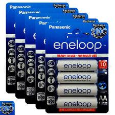 20x Panasonic Eneloop AA batteries 1900mAh Rechargeable Ni-MH Accu LR06 BK-3MCCE