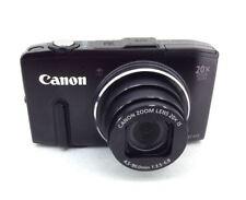 Canon PowerShot SX280 HS zoom óptico 20x,WiFi, GPS Negro