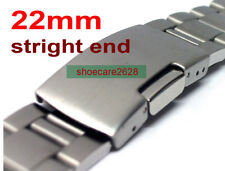 22 mm Straight End Inox watchband for Oyster Scuba SKX007 6309-7040