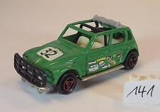 Majorette 1/60 Nr. 231 Citroen Dyane Rallye grün Startnummer 32 #141