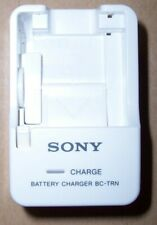 Sony BC-TRN BATTERY CHARGER Cyber-Shot Type N G D T R Digital Camera *EX*