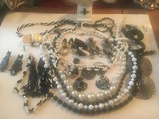 JEWELRY LOT Most Vintage Wearable 1 Lb Lot 3