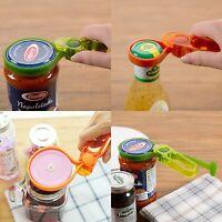 Multipurpose Adjustable Rubber Strap Jar Bottle Can Opener Wrench Kitchen Tool